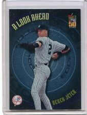 2000 Topps A Look Ahead Baseball Card Derek Jeter New York Yankees NR MT # LA 2