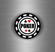 Sticker adesivi adesivo moto auto jdm bomb tuning poker casco murali chip r1