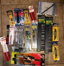 New Hand Tool Lot, Craftsman, Dewalt, Irwin, Allen and More