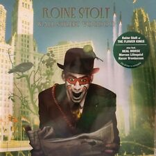 Wall Street Voodoo * by Roine Stolt (CD, Nov-2005, 2 Discs, Inside Out Music)