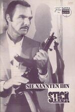 NFP Nr.  8310 Sie nannten ihn Stick ( Burt Reynolds )