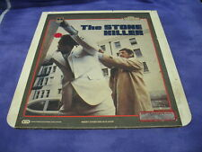 1973 The Stone Killer Videodisc