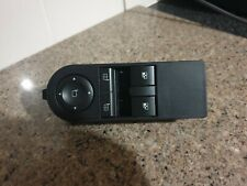 Vauxhall Opel - Zafira B / Astra H Front Driver side electric window switch.