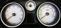 Lockwood Vauxhall Corsa D VXR WHITE (B) Dial Kit 45BB