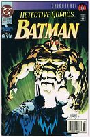 1993 Knightfall Detective Comics Batman 666 The Devil You Know DC Comic Book