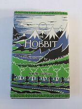 THE HOBBIT J.R.R. TOLKIEN FOURTH EDITION 1978 ALLEN & UNWIN LTD