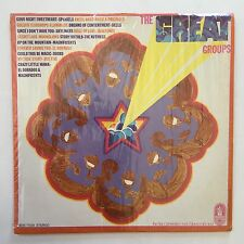 The Great Groups - Early 1950s R&B - Dells, Flamingos, Jive Five, Moonglows, Etc
