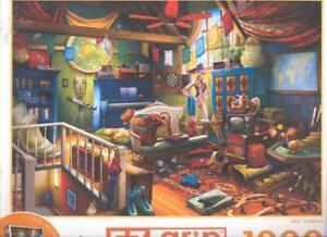 Eduard  Masterpieces EZGrip  Puzzle 1000 Pc Attic Treasures NIB