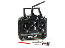 RC Turnigy T6A-V2 AFHDS 2.4GHz 6Ch Transmitter w/Receiver V2 (Mode 1)