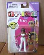 SPICE GIRLS toy figure NWT plastic figurine Scary Spice girl power 1998 band UK