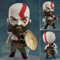 Game God of War Kratos 10cm PVC Action Figure Statue Model Toy New In Box