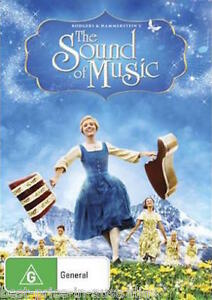 The Sound Of Music DVD TOP 250 MOVIE MUSICAL SING-A-LONG 50th Anniversary NEW R4