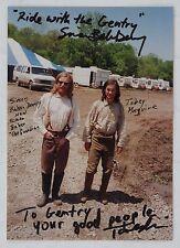 Toby McGuire & Simon Baker-Denny Original Autographed Color Photograph Movie Set