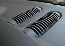 AUDI TT 8n RS Coupé Roadster Quattro DECORO INSERTO VENTOLA ugelli MITTIG Carbonoptik