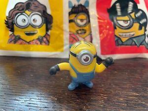 McDonalds Happy Meal Toy UK 2020 Minions Rise Of Gru Figure - STUART