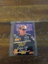PhonePak 1996 $50. Rusty Wallace: Miller Beer Serial # 82/420 Phone Card