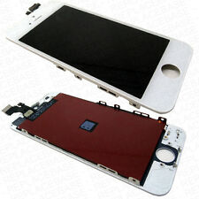 Screen Digitizer For Apple iPhone 5 LCD White Replacement Touch Front Glass UK