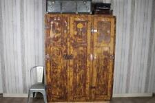 Pine Original Gothic Antique Cabinets