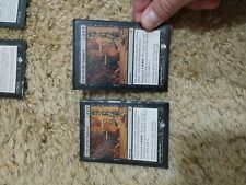 MTG NM Lot Army of the damned x2 Zombie apocalypse x2  Skaab ruinator and more
