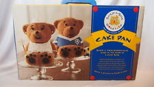 Williams Sonoma BUILD A BEAR 3-D CAKE MOLD PAN by Nordic Ware USA New