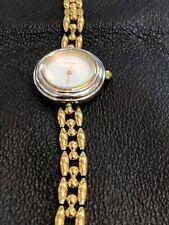 Auth GUCCI Bezel Watch 11/12.2 Gold 0419245 Womens Wrist Watch