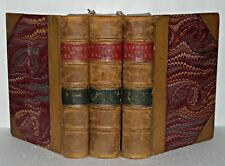 THE COMPREHENSIVE HISTORY OF ENGLAND; CIVIL AND MILITARY, RELIGIOUS Vol 2,3,4 HB