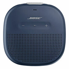 Bose SoundLink Micro Tragbares Lautsprechersystem - Dunkelblau (783342-0500)