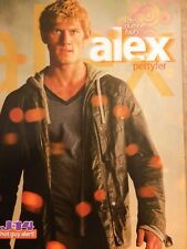 Alex Pettyfer, Full Page Pinup