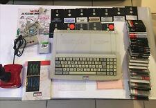 SUPER LOT AMSTRAD CPC 6128+ CPC6128 PLUS PUB , NOTICE , GARANTIE JEUX .....