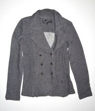 Vans Womens Compose Fleece Button Up Casual Jacket Medium $70