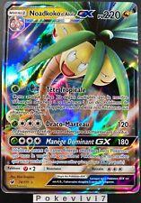 Carte Pokemon NOADKOKO 74/111 GX Soleil et Lune 4 SL4 FR NEUF