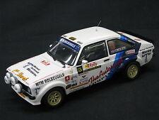 Sun Star Ford Escort MK2 1:18 #126 vd Brand / vd Brand Tank S Short Rally (MCC)