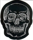 Skull Patch Death Black Metal Occult Halloween Reaper Zombie Day Of The Dead