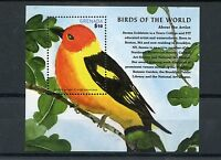 Grenada 2015 MNH Birds of World 1v S/S Western Tanager