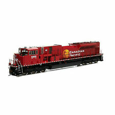ATHEARN GENESIS G27232 HO CANADIAN PACIFIC  SD90MAC  RD # 9302 DC, DCC READY