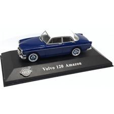 VOLVO 120 Amazon Limousine 3 T blau blue 1961 - 1970 IXO Atlas Sonderpreis 1:43