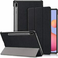 For Samsung Galaxy Tab S7 Case Premium Smart Book Stand Cover T870 T875 T876B