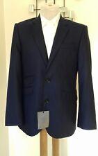Royal Blue Hopsack Tailored Suit Jacket/Blazer By John Lewis BNWT - 40 Regular