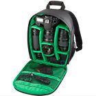 Waterproof Backpack Case Shoulder Bag Case For DSLR SLR Canon Nikon Camera Hot