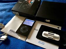 Apple iPod Classic VIDEO 5.5th 5.5 Generazione 30GB Jack Sparrow Scatola BOXED !