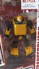 BUMBLEBEE Transformers War For Cybertron Netflix Earthrise WFC Walmart Exclusive
