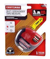 Craftsman 16 Feat Ft Sidewinder Tape Measure