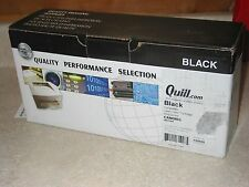 Quill Brand Laser Toner Cartridge, Replaces Canon Q6470A, Black ~ Free Shipping