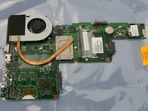 Toshiba Satellite C855D Motherboard AMD E2-1800 1.4GHz, P/N: V000275380, WORKING