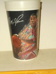 Vintage Magic Johnson NBA 1992 Olympic Dream Team McDonald's Collectible Cup #4