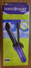 "CONAIR Travel Smart ThermaCell Ceramic 3/4"" Hair Straightener -TRAVEL- Gym - NEW"
