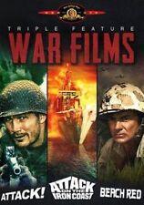 War Films Triple Feature - Documentary DVD