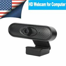 1080P HD Webcam USB Camera Video Recording Web Camera W/Mic For PC Computer US