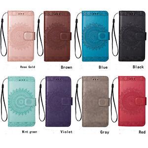 Case For Samsung J3 J330 J5 J530 J7 J730 Vintage PU Leather Wallet Phone Cover