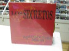 LOS SECRETOS CD SINGLE GERMANY AGARRATE A MI MARIA 1996 PROMO